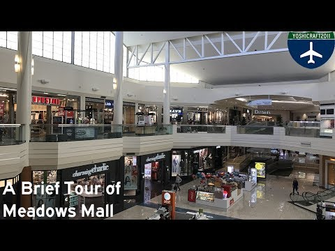A Brief Tour Of Meadows Mall