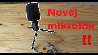 unboxing a test mikrofonu YENKEE YMC 1020