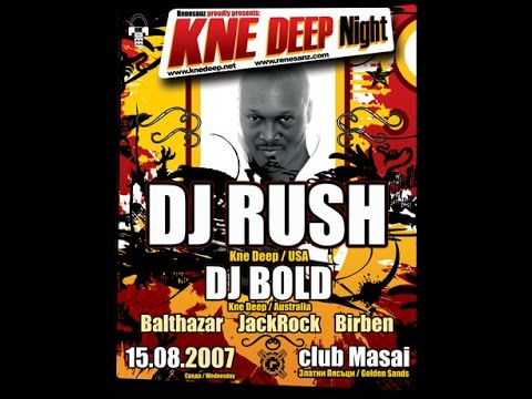 Renesanz KneDeep Night Bulgaria @ club Masai, Golden Sands 15 08 2007