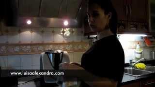Sopa Cremosa na Bimby  • Luisa Alexandra • www.luisaalexandra.com
