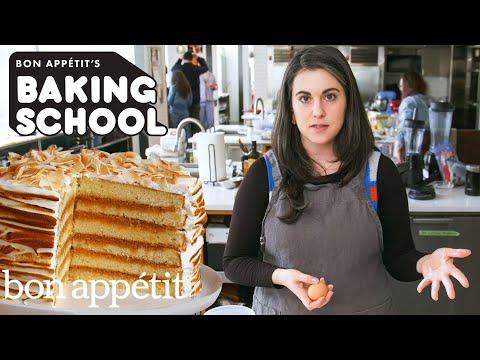 Claire Teaches You Cake Baking (Lesson 1) | Baking School | Bon Appétit