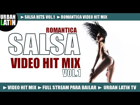 SALSA Romántica Hit Mix 2013 ( SALSA Mix para bailar Romántica Vol. 1 )