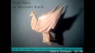 Origami Dove Easy