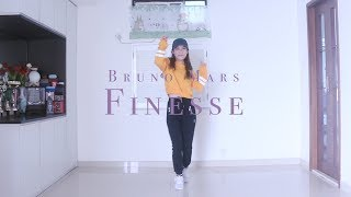 Bruno Mars - Finesse Remix Feat. CardiB choreography dance by Cecilia Yik
