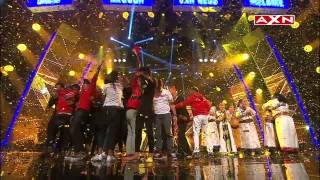 Asia's Got Talent Grand Final Winner - El Gamma
