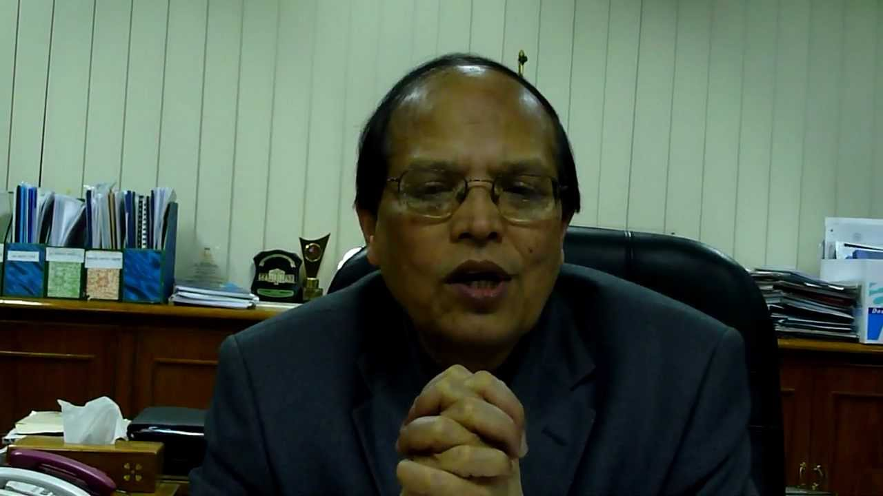 Bangladesh Bank Governor Dr. Atiur Rahman speaks about his Dream and ...