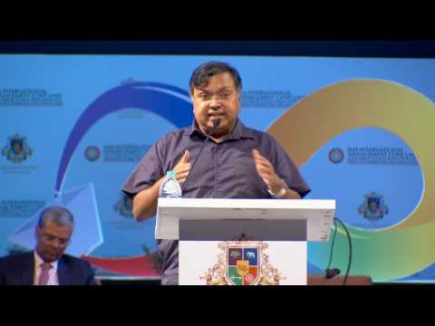 Mr. Devdutt Pattanaik - 26th IMA International Management Conclave 2017.