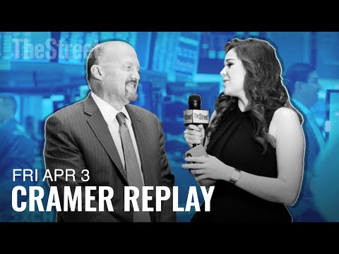 Jim Cramer on the Jobs Report, 3M and the U.S. Economy