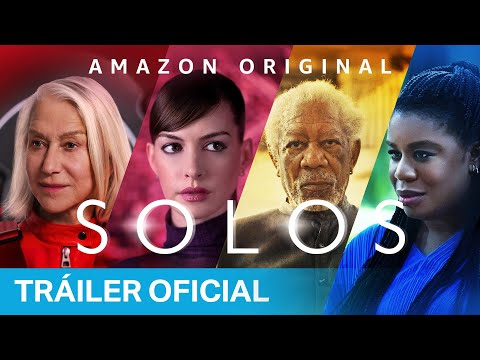 Solos – Tráiler Oficial   Prime Video España