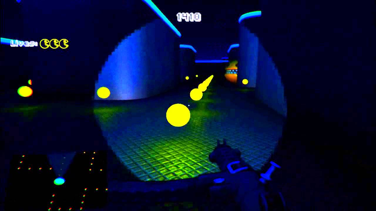 2 Player Pacman-style Game online free