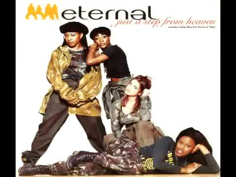 Eternal - Just A Step From Heaven Lyrics | MetroLyrics