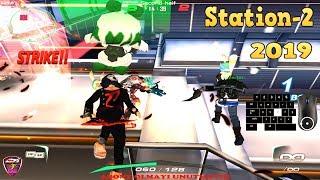 S4L Remnants V3 GamePlay 2019 😎  | Station-2 - SqLarge *