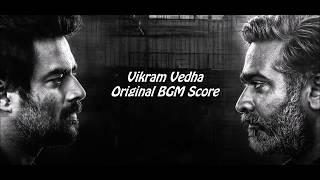 Vikram Vedha (Original Background Score)