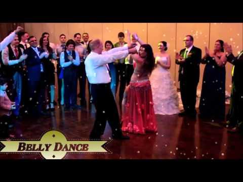 Alla Kushnir Sexy Belly Dance 2016