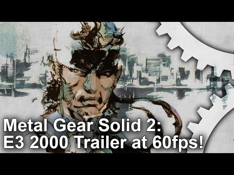 DF Retro Bonus: Metal Gear Solid 2 - E3 2000 Trailer [60fps]
