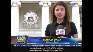 Recall elections sa Puerto Princesa, Palawan, ipinag-utos ng Korte Suprema