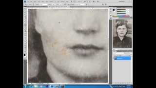 How to remove dust and scratches from pics in Photoshop
