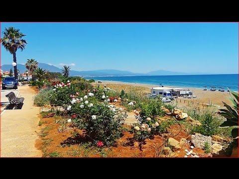 Испания Пляж Aldea Манильва Коста Дель Соль YouTube