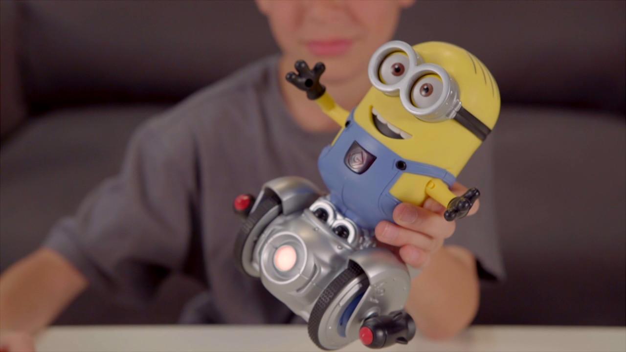 Minions Roboter