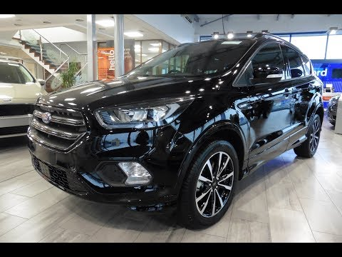 2018 Ford Kuga ST-Line 1.5TDCi 120 PS