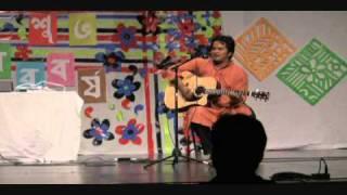 Pohela Boishakh 2010 Acoustic Concert by Asif Rahman.wmv
