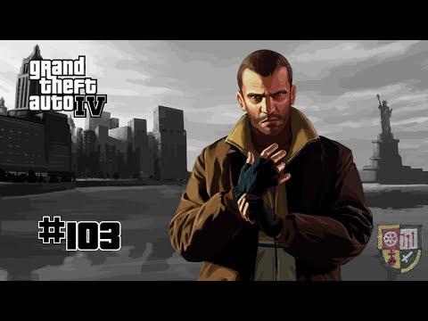 Let's Play GTA IV Part 103: Liquidize the Assets [Half-Blind/100%]