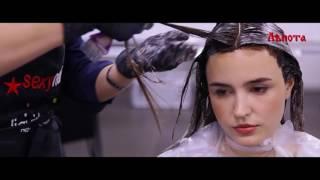 Плавная растяжка цвета Лепота(Мягкая растяжка – техника окрашивания волос, в результате которой мы добиваемся плавного перехода от темн..., 2016-07-12T02:57:30.000Z)