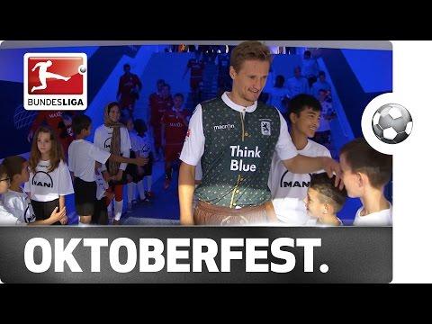 Special Oktoberfest Kit to Kick-Off Munich Festival