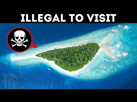 Why It's Illegal To Visit These 11 Places