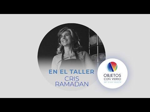 En el taller de Cris Ramadan