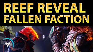 Planet Destiny: Reef Social Space Teaser Analysis