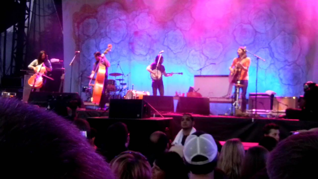The Avett Brothers Laundry Room Music Midtown 2012 Youtube