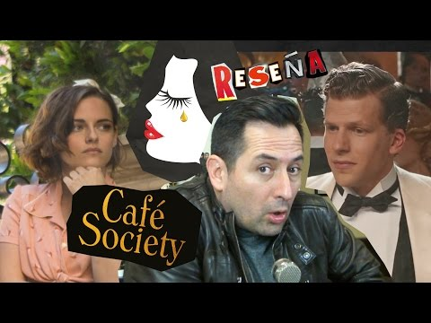 Review CAFE SOCIETY
