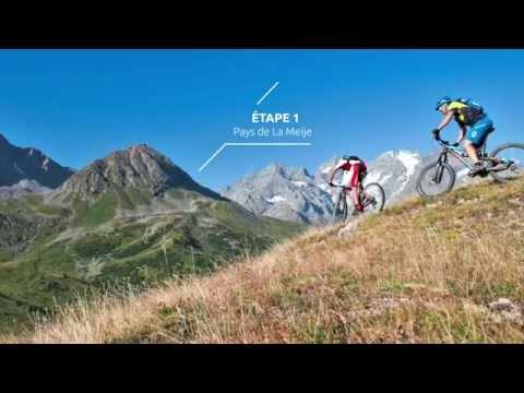 Grande Traversée des hautes Alpes à VTT
