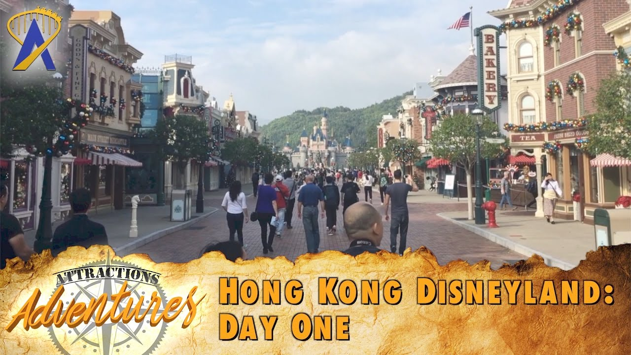 attractions adventures 39 hong kong disneyland day one. Black Bedroom Furniture Sets. Home Design Ideas