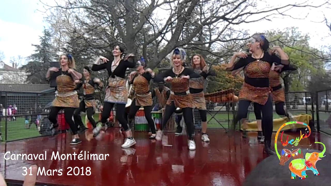 Weytï - Carnaval Montélimar Mars 2018