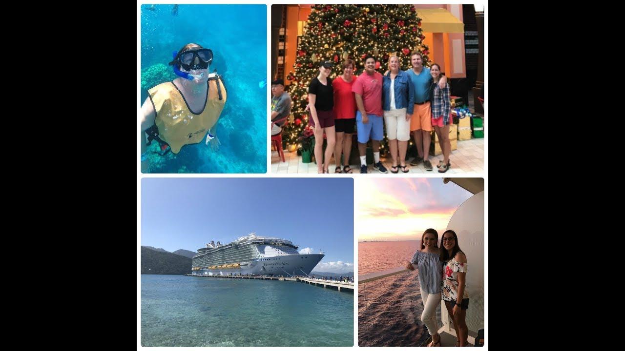 Royal Caribbean Christmas Cruise