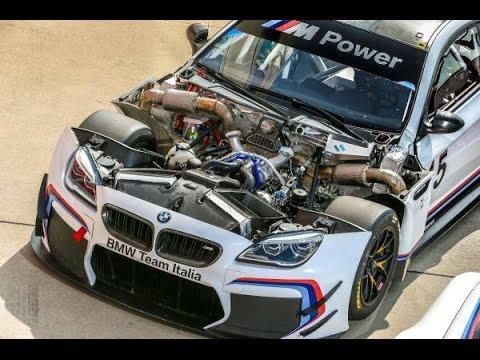 Bmw M6 Gt3 Motor Sport Gt Youtube