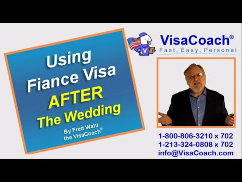 Having the Wedding Before traveling on K-1 Fiance Visa K1 Faq 42