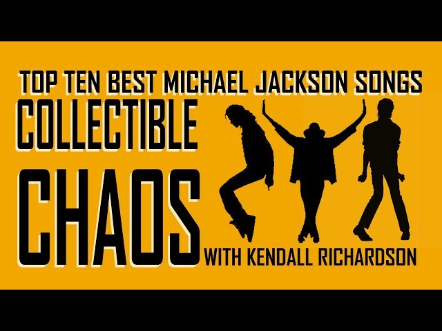 Collectible Chaos: The Michael Jackson Collection | FRED the