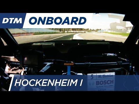 DTM Hockenheim 2016 - Mattias Ekström (Audi RS5 DTM) - Re-Live Onboard (Race 1)