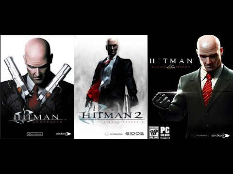 Hitman 2 Silent Assassin Playstation 2 Youtube