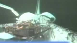 Настоящие видео НЛО в космосе(Настоящие, подлинные НЛО, снятые в космосе с космической станции