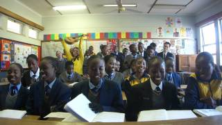 AnnaLu singt Alles nur geklaut (Cover) mit Grade 11 Etosha Secondary Tsumeb/Namibia.MP4