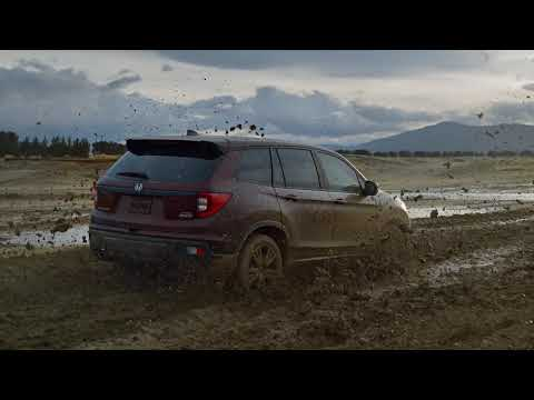 Honda Passport: Just About Anything :30