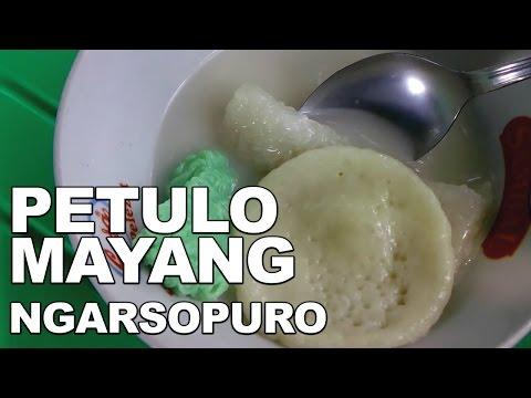 JAJANAN KULINER SOLO: PETULO MAYANG NGARSOPURO - SOLO STREET FOOD #3