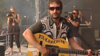 Muchachito Bombo Infierno Live - Pacto de Cavalieri @ Sziget 2012.