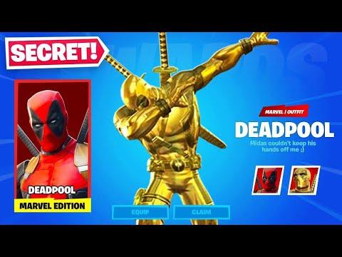 UNLOCKING Deadpool Skin FREE In Fortnite Chapter 2 Season 2 Week 2