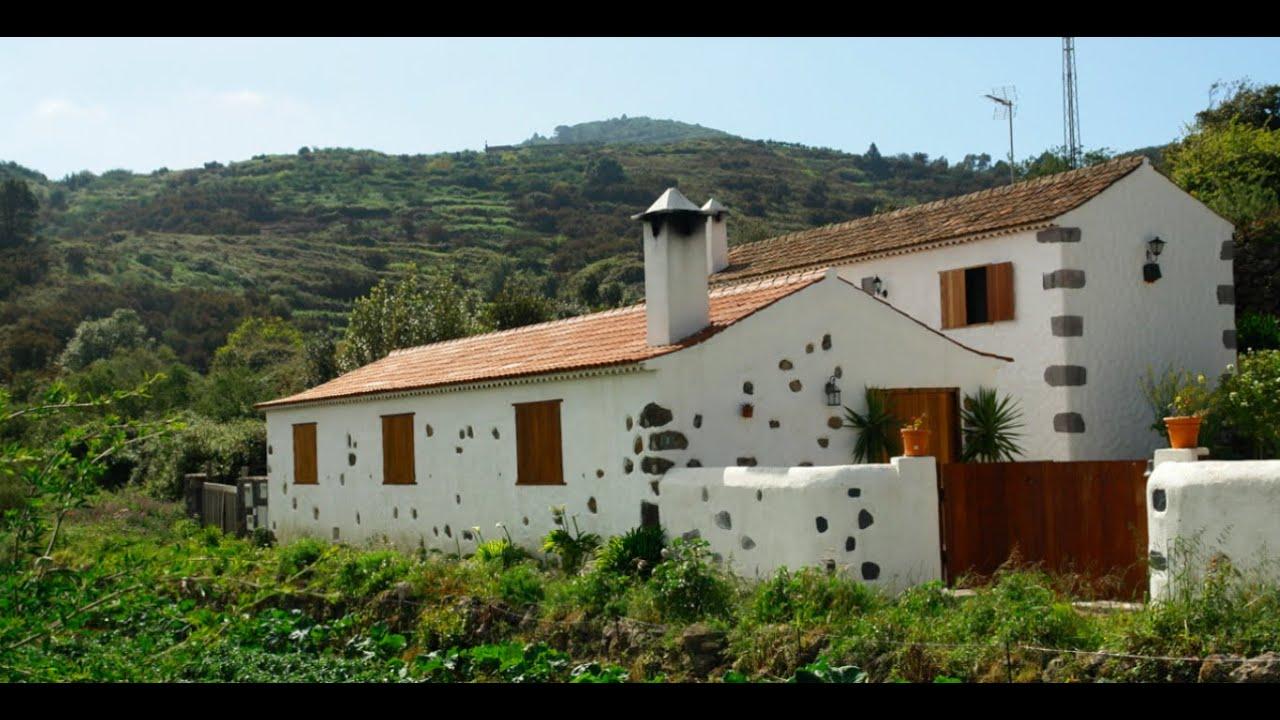 Casa rural las charcas erjos tenerife norte youtube - Casas rurales tenerife norte ...