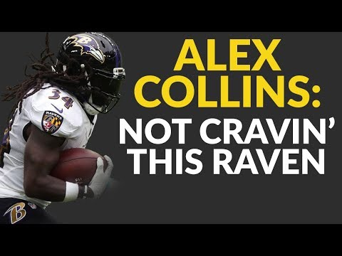 Alex Collins Lacks The Quickness And Long Speed To Repeat As A Fantasy Football Star Running Back
